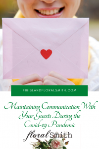Maintaining Communication With Guests