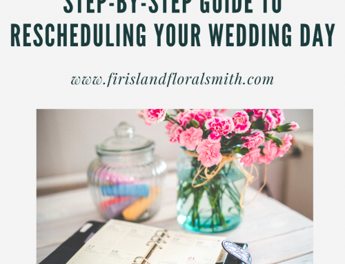 Guide To Rescheduling Your Wedding Day