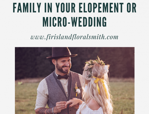 How To Include Your Loved Ones In Your Elopement Or Micro-Wedding