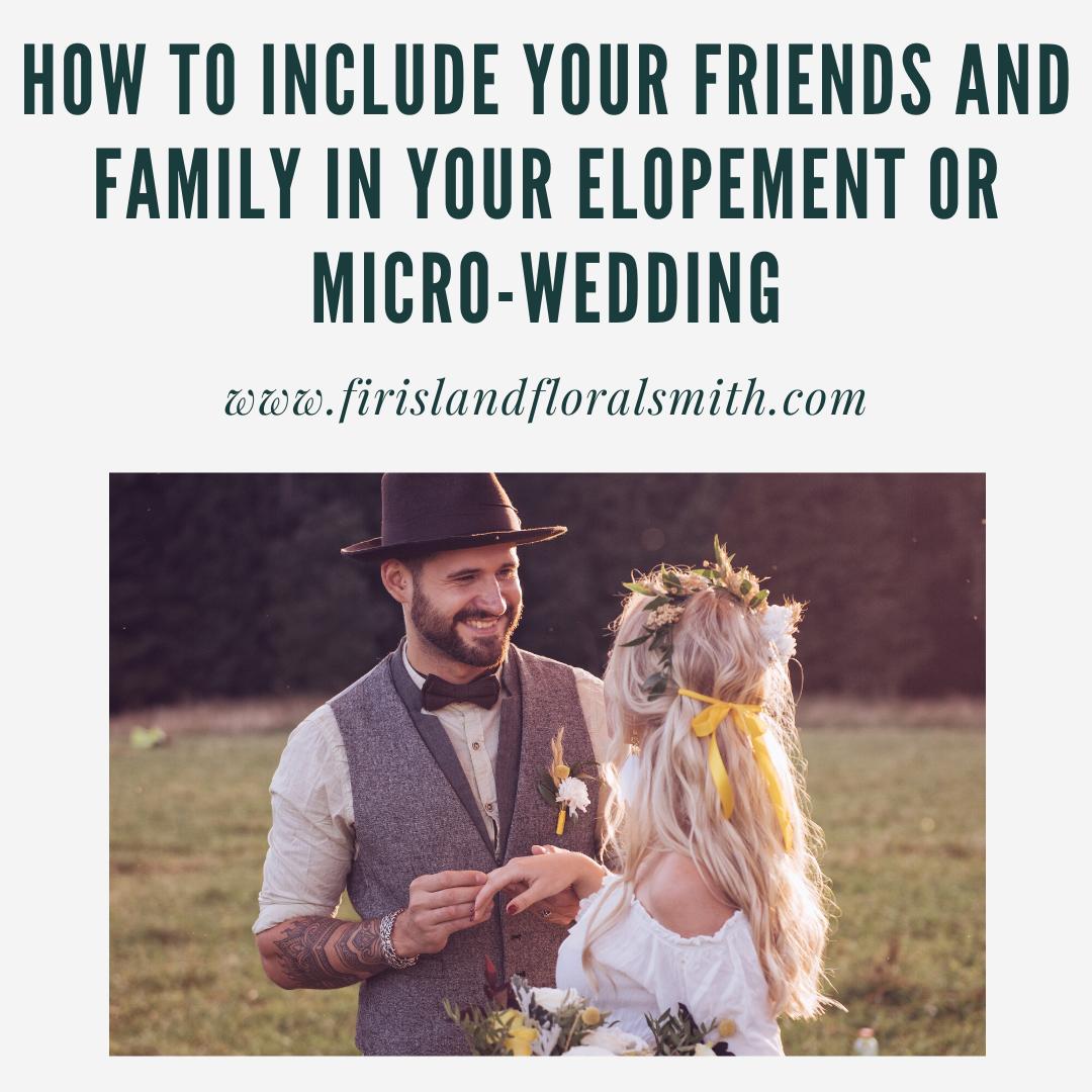 Elopement Micro-Wedding