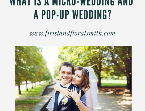 What Is A Micro-Wedding And A Pop-Up Wedding?