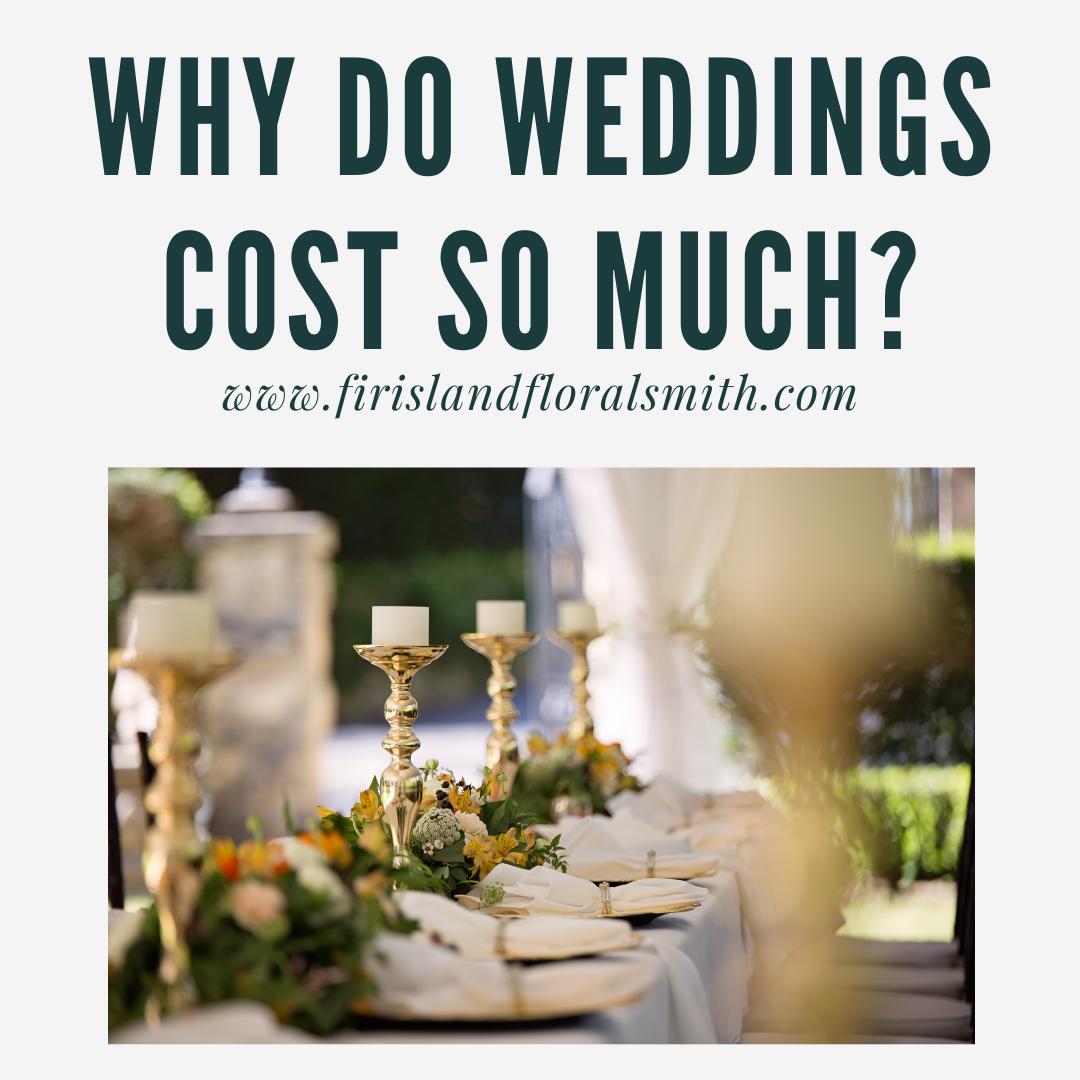 Weddings Cost