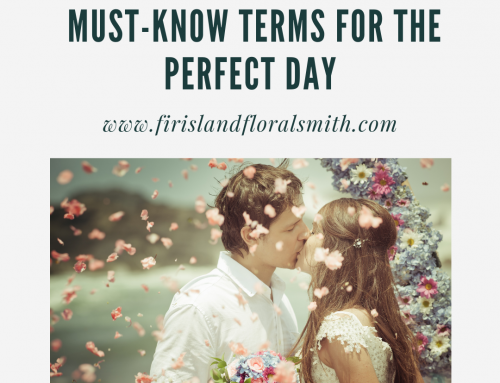 Wedding Vocabulary List:  Must-Know Terms