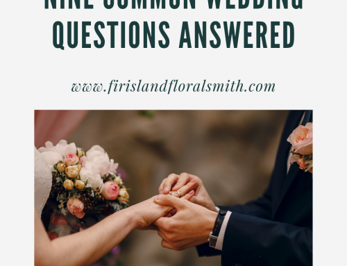 Nine Common Wedding Questions Answered