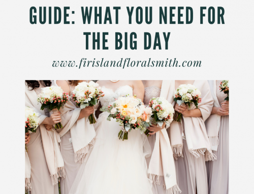 Your Wedding Floral Guide